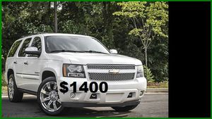 Price$1400 2008 CHEVROLET TAHOE LTZ for Sale in Baton Rouge, LA