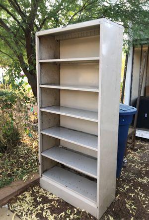Industrial metal shelf shelving for Sale in Tempe, AZ