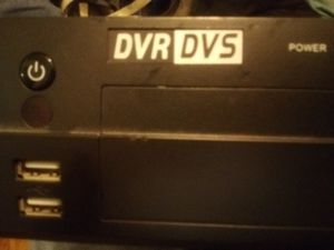 8 channel DVR, embedded system, remote, separate power supply for Sale in Denver, CO