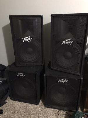 Peavey Speakers for Sale in North Bend, WA