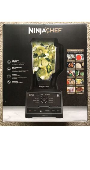 Ninja CT805 Chef High-Speed Blender PL7 for Sale in Fontana, CA