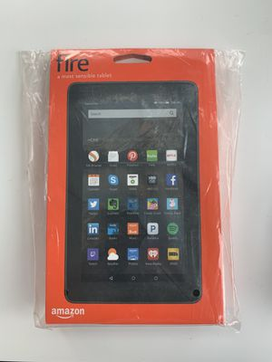 "Amazon fire tablet 7"" (Unopened box) for Sale in Chicago, IL"
