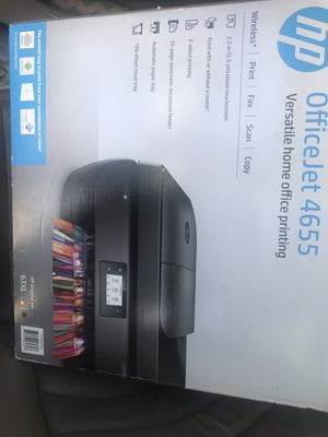 Officejet 4655 printing for Sale in North Miami, FL
