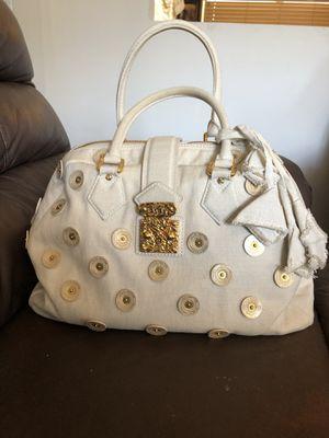 Louis Vuitton Bowly Polka Dot Panama Bag for Sale in West Park, FL