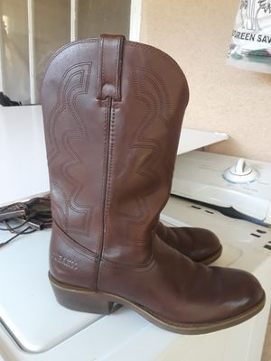 """Durango Farm N ranch 11"""" inches western boots size 10 D for Sale in Hanford, CA"""