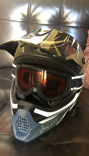 Dirt bike helmet for Sale in Hermosa Beach, CA
