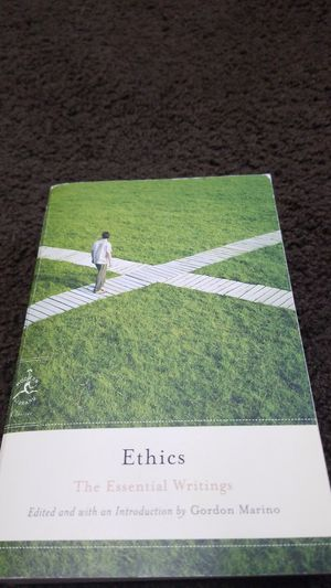 Ethics book for Sale in Kennewick, WA