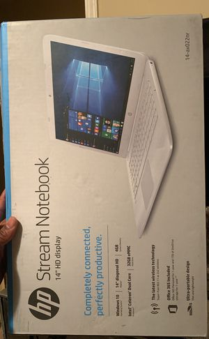 Brand new hp 14 inch notebook for Sale in Oakland, CA