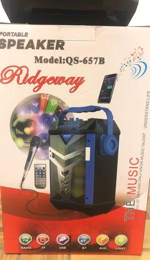 Ridgeway speaker model QS-657B for Sale in East Liberty, PA