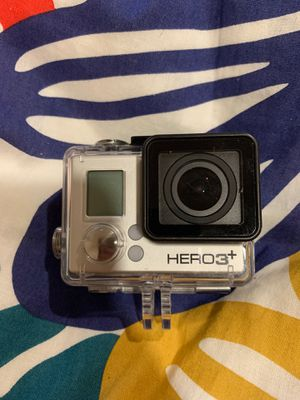 GoPro Hero 3+ and housing for Sale in Portland, OR