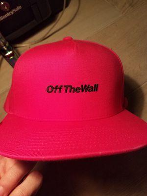 Pink Off the Wall Vans Hat for Sale in Virginia Beach, VA