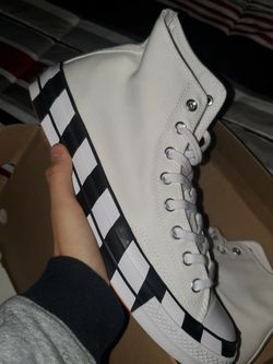 Off White Converse for Sale in Oklahoma City,  OK