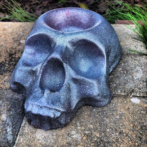 Skull candle holders/succulent pots! for Sale in Santa Ana, CA