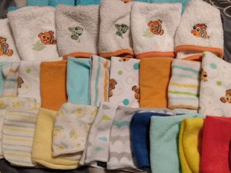Baby Washcloths for Sale in Covington,  KY