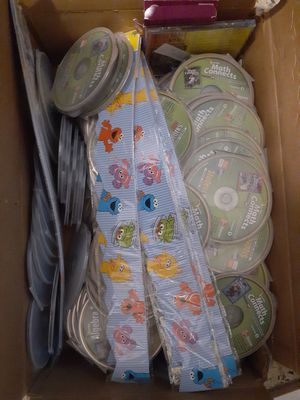 School Math cds for Sale in Palmetto, FL