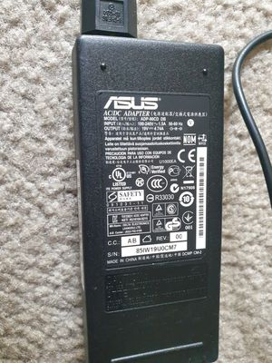 Asus laptop charger for Sale in Evansville, IN