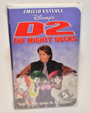 D2 VHS NEW for Sale in Laurel, MD