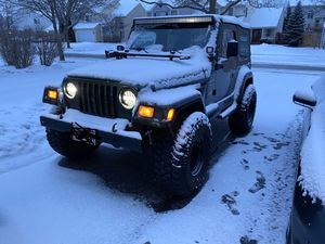 97 Jeep Wrangler TJ for Sale in Round Lake, IL