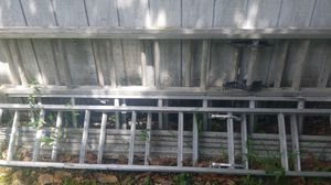 Extension ladder 16 ft for sale for Sale in Port St. Lucie, FL