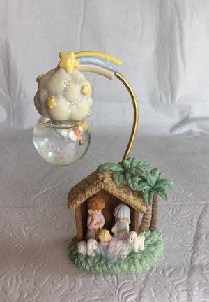 Enesco Precious Moments Nativity Waterball for Sale in Kissimmee, FL