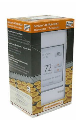 schluter programmable thermostat for Sale in West Valley City, UT
