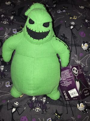 Oogie Boogie Nightmare Before Christmas Plush for Sale in San Jose, CA