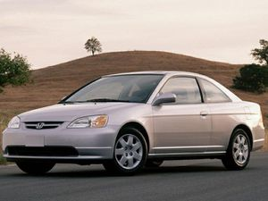 Honda civic 2001 (stick shift) for Sale in Pompano Beach, FL