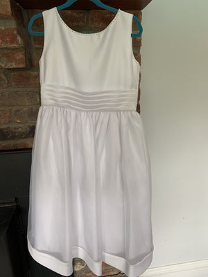 First Communion dress size 7 for Sale in NY, US