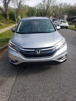 2016 Honda CRV EX for Sale in Lanham, MD