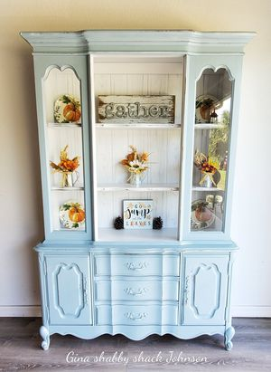 Farmhouse Hutch/ China Cabinet for Sale in Port Charlotte, FL