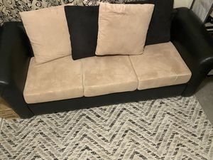 Two modern sofas (3 seats, and 2 seats !! Good condition!! for Sale in San Jose, CA
