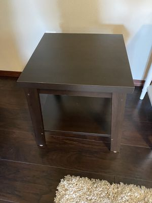 End tables (2) for Sale in Snohomish, WA