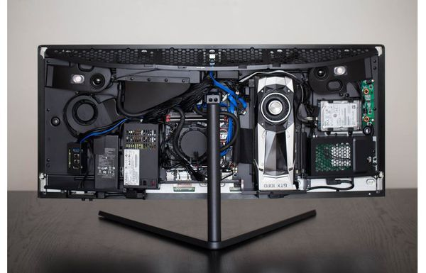Digital Storm Aura Gaming Computer (all in one)
