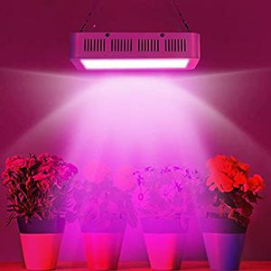 Flow.month 1000W UV IR LED Plant Lights Full Spectrum Double Chips Growing Lamps Bulbs for Indoor Plants Hydroponics Greenhouse Fruits for Sale in Tampa, FL