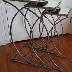 Set of 3 End Tables for Sale in Oak Brook, IL