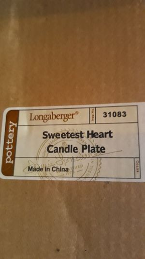 New longaberger collector plate for Sale in Fairfield, OH