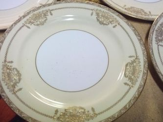 Vintage Gplated Noritake Plates (20) for Sale in Ocala,  FL