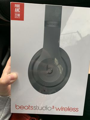 Beats studio 3 wireless headphones for Sale in Philadelphia, PA
