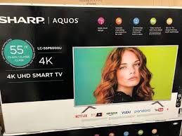 SHARP 55inch 4K SMART TV for Sale in Tampa, FL