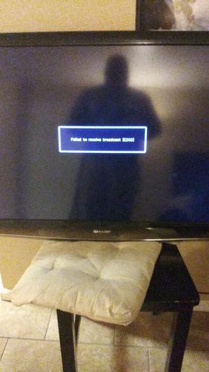 Sharp Aquos Flat screen TV for Sale in Las Vegas, NV