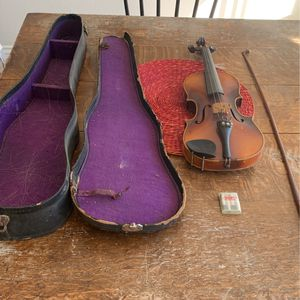 Aubrert Mipecourt Violin for Sale in Costa Mesa, CA