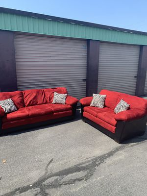 Couch Set - Local Delivery Available for Sale in Virginia Beach, VA