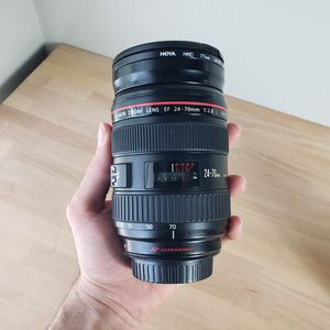 Canon EF 24-70mm f2.8 for Sale in Plano, TX