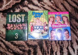 DVD series all for $9 for Sale in Westgate, NY