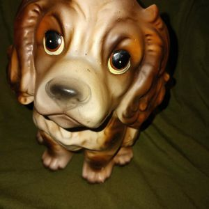 Clay Puppy plant or pencil holder for Sale in South Bend, IN