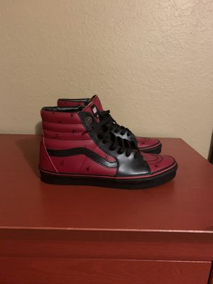 Vans marvel edition for Sale in Kissimmee, FL