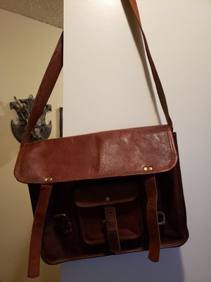 Leather Bag for Sale in Tacoma, WA