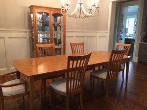 Dining Room Set Stanley Furniture Preface Dining Room for Sale in Bethesda, MD
