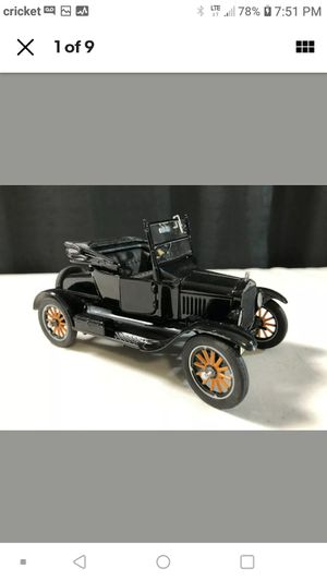 Danbury Mint 1924 Ford for Sale in Bradley, IL