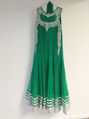 BRAND NEW 3 piece anarkali dress with diamante embroidery for Sale in Des Plaines, IL